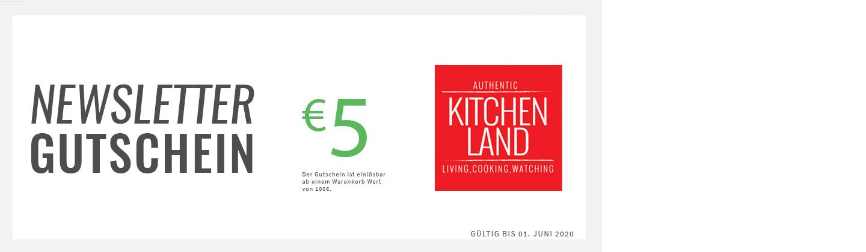 5€ Newsletter Prämie