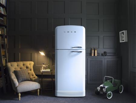 Kühlschrank Retro Schwarz : Retro kühlschrank kaufen kitchenland online shop